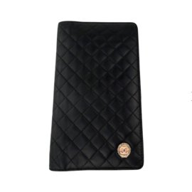 Chanel-Portefeuille clutch