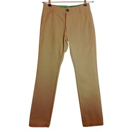 Acne-Pantalon-Beige