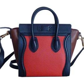 Céline-Nano bagage-Multicolore