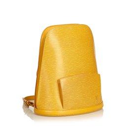 Louis Vuitton-Et les gobelins-Jaune
