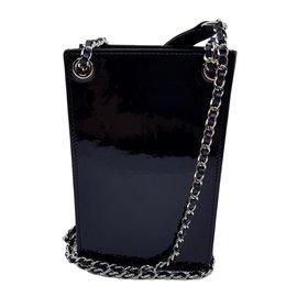 Chanel-Clutch bags-Black