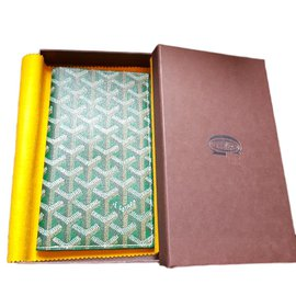 Goyard-Portefeuilles Petits accessoires-Vert clair