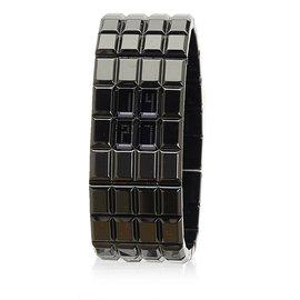 Chanel-Chocolate Watch-Black
