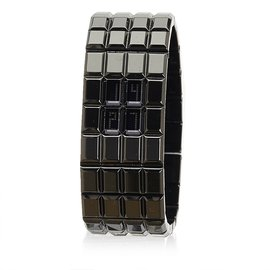 Chanel-Chocolat Watch-Noir