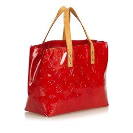Louis Vuitton-Vernis Reade PM-Rouge