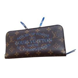 Louis Vuitton-MODELE INSOLITE IKAT-Multicolore