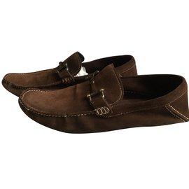 Bally-Shoes-Dark brown