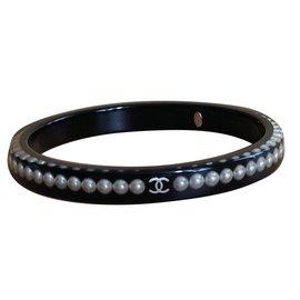 Chanel-MODELE PERLES-Noir