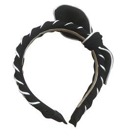 Chanel-Accessoires pour cheveux-Noir,Blanc