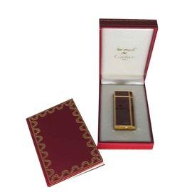 Cartier-Misc-Golden,Dark red