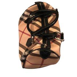 Burberry-Handbags-Brown,Black,Beige