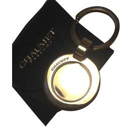Chaumet-3,5 x 0,8 cm-Argenté