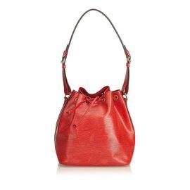 Louis Vuitton-Epi Noe-Rouge