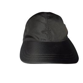 Prada-Hats-Black