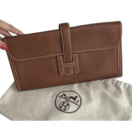 Hermès-Jige Elan-Chataigne