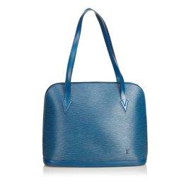 Louis Vuitton-Et Lussac-Bleu