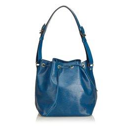 Louis Vuitton-Epi Noe-Bleu