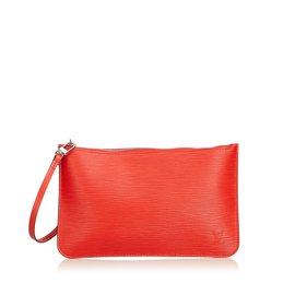 Louis Vuitton-Epi手腕包-Rouge