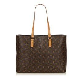 Louis Vuitton-Monogramme Luco cabas-Marron