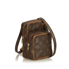 Louis Vuitton-Monogramme Mini Amazone-Marron