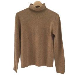 Hermès-Knitwear-Brown
