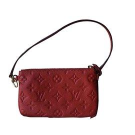 Louis Vuitton-Pochette de jour-Rouge