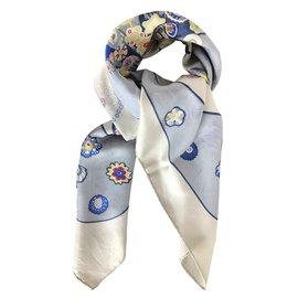 Hermès-Sulfures & presse-papiers-Bleu