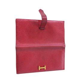 Hermès-Béarn-Rouge