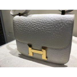 Hermès-Constance 18-White