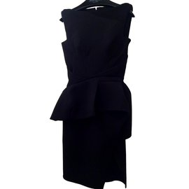 Balenciaga-Dress-Black