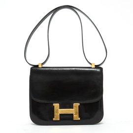 Hermès-CONSTANCE BLACK GOLD-Black ... b3784be55f366