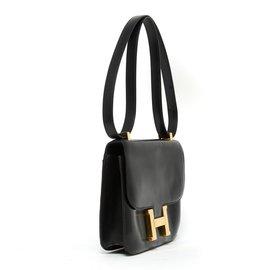 Hermès-CONSTANCE BLACK GOLD-Black