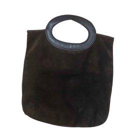 Céline-Vintage tote bag-Brown