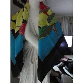 Autre Marque-Echarpes-Multicolore
