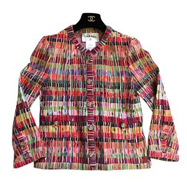 Chanel-Gaine en PVC 16C-Multicolore