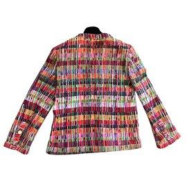 Chanel-16C PVC jacket-Multiple colors