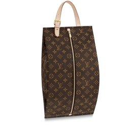 Louis Vuitton-sac louis vuitton-Marron
