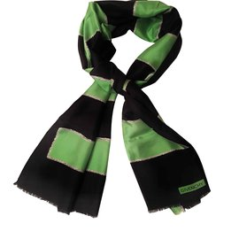 Givenchy-Étole 1,66 mètres-Noir,Vert ... be2c05d4f53