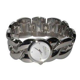 Jean Paul Gaultier-Fine watches-Silvery