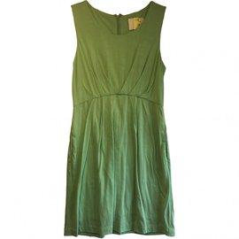 3.1 Phillip Lim-green dress-Light green