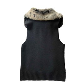 N. Peal-Knitwear-Black,Grey,Dark grey