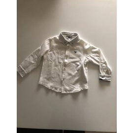 Armani-Chic shirt ARMANI BABY-White