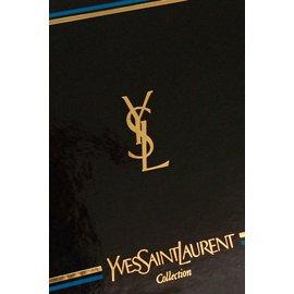 Yves Saint Laurent-LOGO CLIPS-Doré