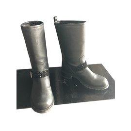 Giuseppe Zanotti-boots-Black