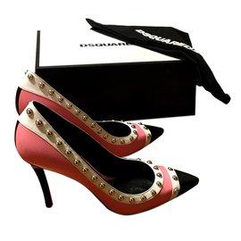 Dsquared2-Heels-Multiple colors