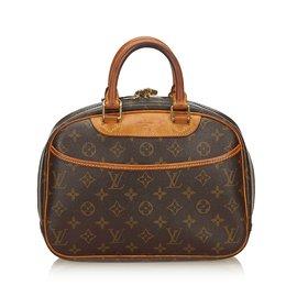 Louis Vuitton-Monogram Trouville-Marron