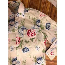 Hartford-Chemise à fleurs-Multicolore