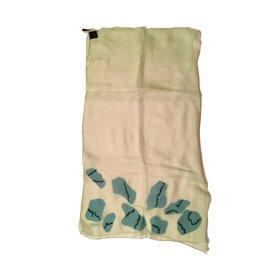 Fendi-Étole 152 x 42 cm-Vert clair