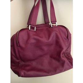Jimmy Choo-Handbags-Purple