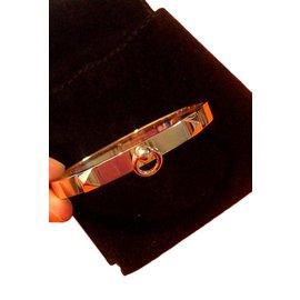 Hermès-collier de chien-Doré